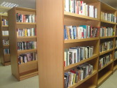More of the fiction section.