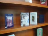 In addition, a recent, inspiring book by Consolee Nishimwe is also on display in the Kigali Public Library.