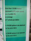 Awesome statistics of One Laptop Per Child / One Laptop Per Child (OLPC) Rwanda programs!